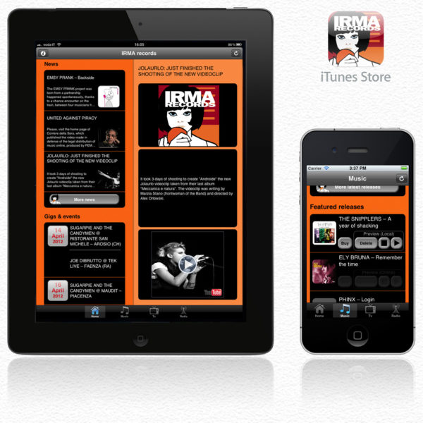 IRMArecords_App_iPad_iPhone_Layout2