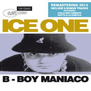 ICEONE - B-BOY MANIACO